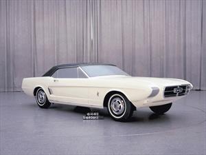 Conocé estos prototipos del Ford Mustang que nunca llegaron a la producción