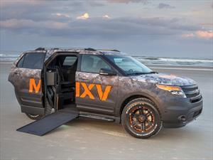 Ford Explorer BraunAbility MXV, la mejor opción para personas con discapacidad