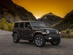 Jeep Wrangler 2018 muestra sus primeras imágenes