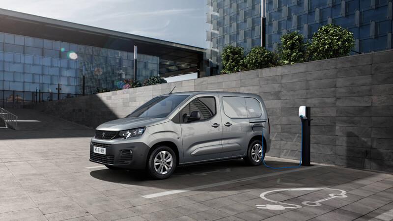 Peugeot e-Partner: para el reparto electrificado
