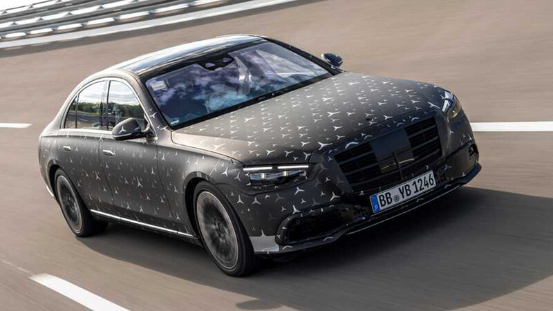 Mercedes-Benz Clase S 2021 debuta