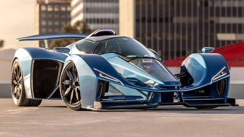 Delage, el legendario fabricante de autos francés, regresa con un super auto