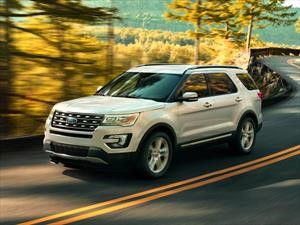 Ford Explorer Platinum 2018 debuta