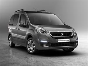 Peugeot Partner 2016 se presenta