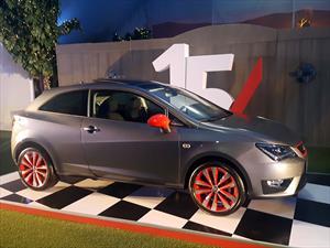 SEAT Ibiza FR Red Pack llega a México en $271,800 pesos
