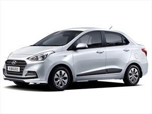 Hyundai Grand i10 Sedán 2018 debuta