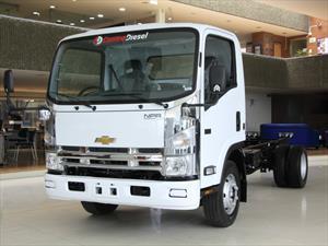 Buses y Camiones Chevrolet se mantienen en ascenso