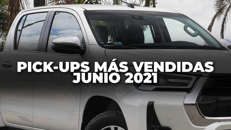 Top 10: Las pick-ups más vendidas de Argentina en junio de 2021