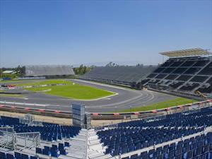 10 cosas que no sabías del reinaugurado Autódromo Hermanos Rodríguez