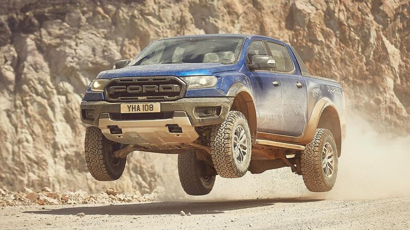 Ford Ranger Raptor, la camioneta más deseada al fin debuta en Chile