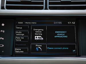 Jaguar-Land Rover está probando tecnologías de carros autónomos