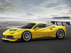 Ferrari 488 Challenge, poderoso pura sangre