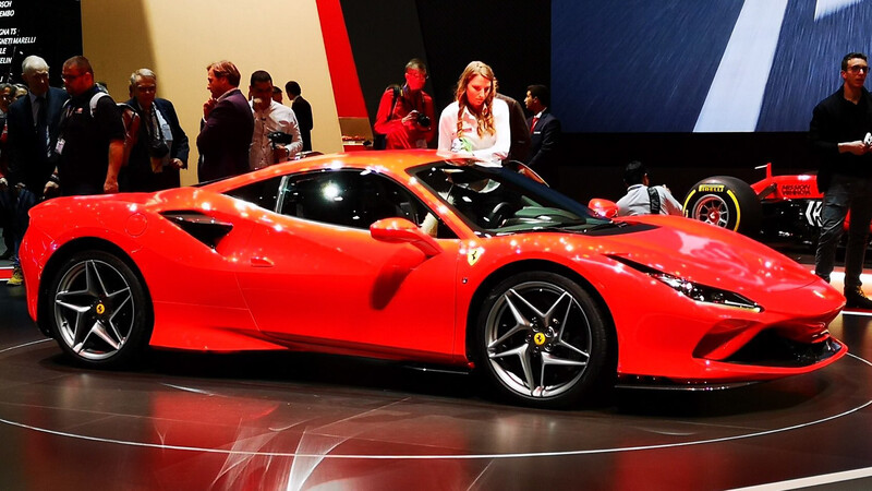 Autoshow de Ginebra se aplaza hasta 2022