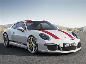 Porsche 911 R, se presenta en Ginebra