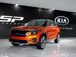 Kia SP Concept, un SUV totalmente futurista