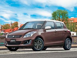 Suzuki Swift Special Edition Bicolor: Estreno en Chile
