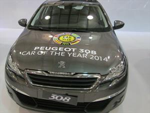 Peugeot 308, evolución en movimiento del Salón de Bogotá