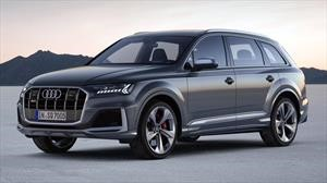 Audi SQ7 TDI 2020: perseverancia con la alta potencia del diésel