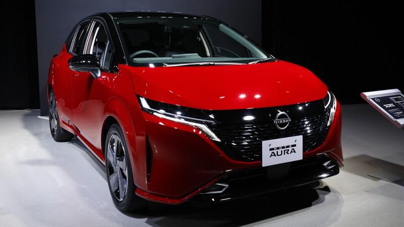 Nissan Note Aura: un hatchback híbrido con tintes premium