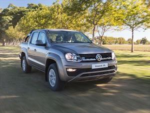 Volkswagen Amarok V6 Comfortline se lanza en Argentina