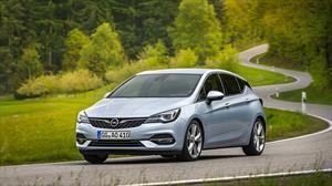 Opel Astra 2020 recibe facelift y promete ser más eficiente