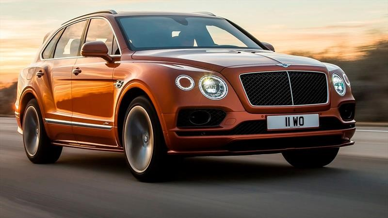 La Bentley Bentayga ha vendido más de 20,000 unidades