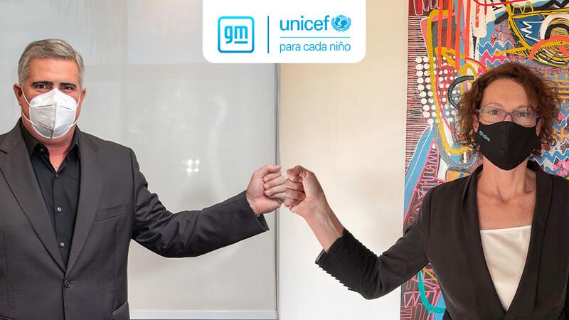 Chevrolet Argentina renueva su compromiso con UNICEF