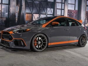 Ford Focus es el Hottest Hatch del SEMA Show 2016