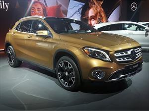 Nueva Mercedes-Benz GLA, estilizando la estrella
