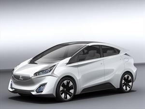 Mitsubishi CA-MiEV Concept, electricidad inalámbrica