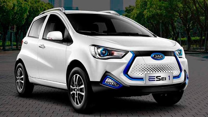 JAC dará 5 años de servicio gratis a quienes compren uno de sus vehículos eléctricos