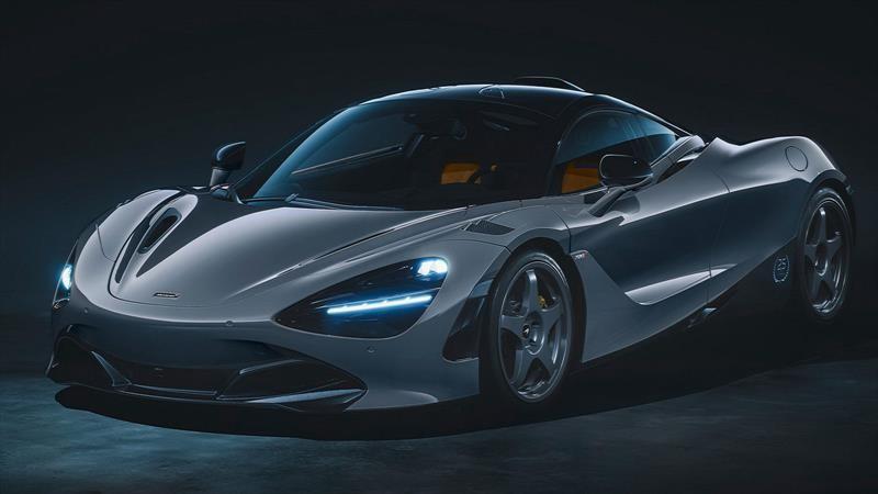 McLaren 720S Le Mans 2021, en honor a la victoria
