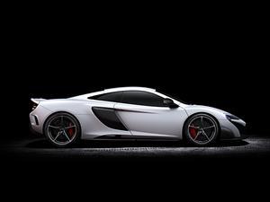 McLaren 675LT, más largo, potente y ligero
