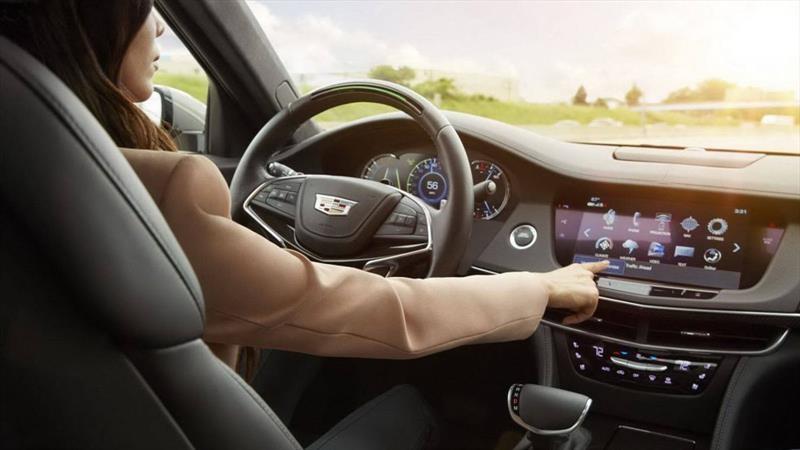 General Motors desarrolla un sistema conducción semi-autónoma llamado Ultra Cruise