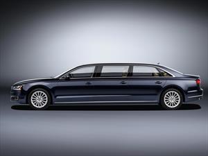 Audi A8 limusina, excentricidad alemana