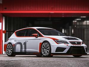 SEAT León Cup Racer: Hace su debut
