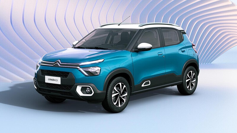 Nuevo Citroën C3 Así es la versión que viene a Argentina
