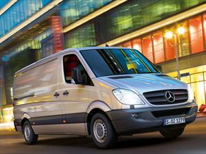 Mercedes-Benz Argentina presenta la nueva Sprinter Street 411