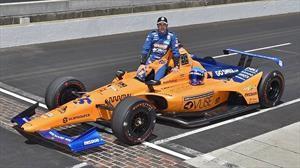 Fernando Alonso vuelve a McLaren, ahora para la Indy 500