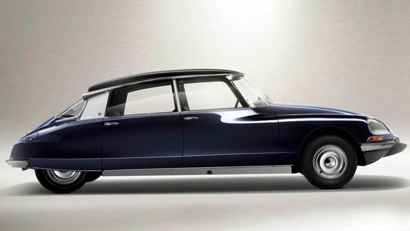Citroën cumple 100 años de fabricar los primeros sistemas de suspensión avanzados