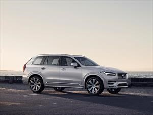 Volvo XC90 2020, recarga tecnológica y consumo más eficiente