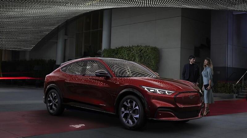 En México se inicia la producción del Ford Mustang Mach-E