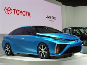 Toyota FCV Concept debuta