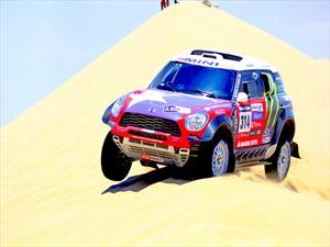 Rally Dakar 2013, etapa número 13