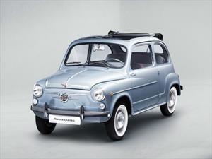 SEAT 600 Convertible, restaurado para celebrar su aniversario 60