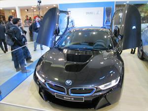 BMW i8, la maravilla del Salón de Bogotá 2014