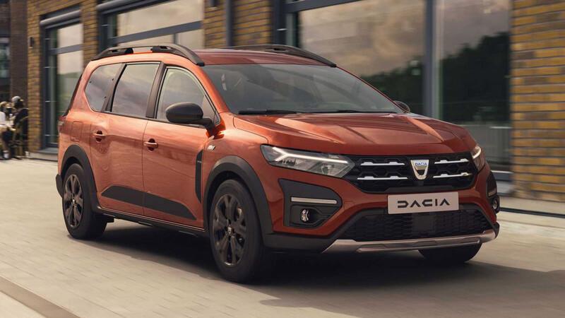 Dacia Jogger, una propuesta para 7 pasajeros