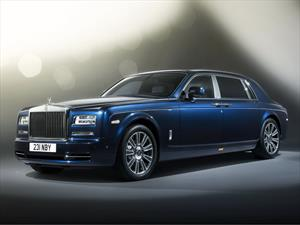 Rolls-Royce Phantom Limelight, opulencia total