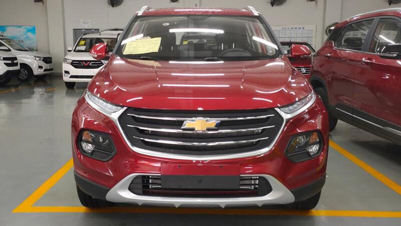 Chevrolet Groove prepara su arribo a Latinoamérica