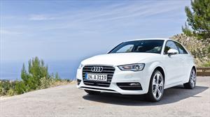Manejamos en Mallorca el nuevo Audi A3 2013